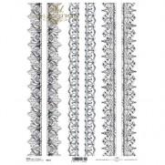 ITD Collection Papier de Riz Bordures