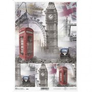 ITD Collection Papier de Riz Londres