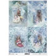 ITD Collection Papier de Riz Sainte Famille
