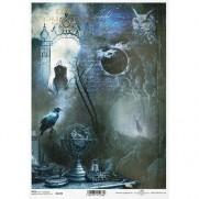 ITD Collection Papier de Riz Monde Magique