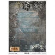 ITD Collection Papier de Riz Rouleaux de Pellicules
