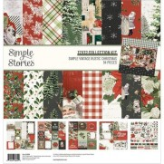 "Simple Stories Collection 12""X12"" Noël Vintage"