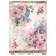Jenine's Mindful Papier de Riz Floral