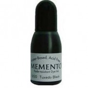 Recharge Encre Memento Tuxedo Black