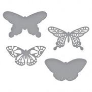 Die D-Lites Papillons errants