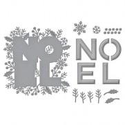 Spellbinders Shapeabilities Noel Festif
