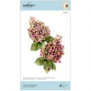 Spellbinders Shapeabilities Hortensia d'Automne