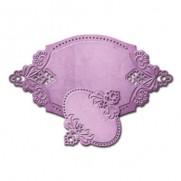 Spellbinders Nestabilities Victorian Bow