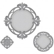 Spellbinders Nestabilities Savoy Decorative Accent