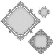 Spellbinders Nestabilities Savoy Decorative Element