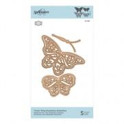 Spellbinders Shapeabilities Papillons