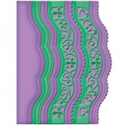 Borderabilities Scalloped Borders Two