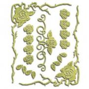 Spellbinders Shapeabilities Roses & épines