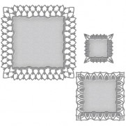 Spellbinders Nestabilities Fairmont Decorative Elements