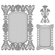 Spellbinders Nestabilities Astoria Decorative Accent