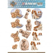 Amy Design 3D Images Chiens