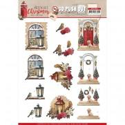 Amy Design 3D Images Noël Chaleureux