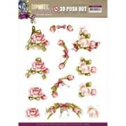 Precious Marieke 3D Images Roses romantiques