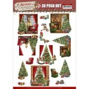Amy Design 3D Images Maison de Noël