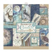 """Stamperia Ensemble 12"""" x 12"""" Cosmos"""