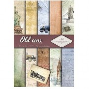 ITD Collection Pad 210 x 297 mm - Automobiles vintages