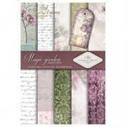 ITD Collection Pad 210 x 297 mm - Jardin Magique