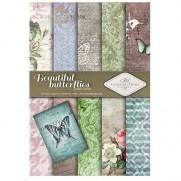 ITD Collection Pad 210 x 297 mm - Jolis Papillons
