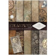 ITD Collection Pad 210 x 297 mm - Steampunk