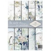 ITD Collection Pad 210 x 297 mm - Le monde de la Porcelaine glacée