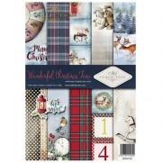 ITD Collection Pad 210 x 297 mm - Merveilleuse période de Noël