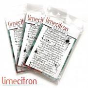 Limecitron Étampe Script
