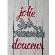 Simple à Souhait Dies Jolie & Douceur