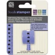 Sew Stamper Roulette Doodle Étoiles