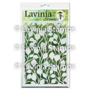 Lavinia Stencil Bourgeons
