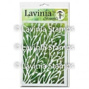 Lavinia Stencil Corail