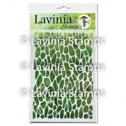 Lavinia Stencil Craquelure