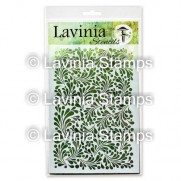 Lavinia Stencil Feuille de Plume