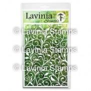 Lavinia Stencil Sentier de Feuilles