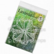 Lavinia Stencil Masque Fleur