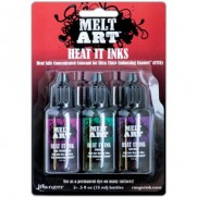Heat It Dye Inks Luxurious Gems