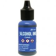 Alcohol Ink Cobalt