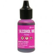 Alcohol Ink Fiesta