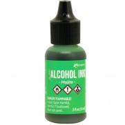 Alcohol Ink Mojito