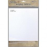 "Tim Holtz Distress Cardstock Woodgrain 8.5""x11"""