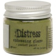 Distress Embossing Glaze Peeled Paint