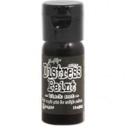 Tim Holtz Distress Paint Black Soot