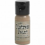 Tim Holtz Distress Paint Frayed Burlap