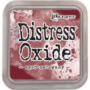 Distress Oxide Ink Aged Mahogany