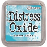Distress Oxide Ink Broken China