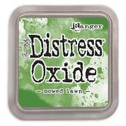 Distress Oxide Ink Mowed Lawn